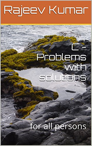 C - Problems with solutions: for all persons