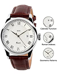 Mens Analog Quartz Wrist Watch - Classic Casual Watch...
