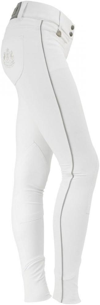 B Vertigo KIMBERLEY Women 's Breeches明るいホワイト22