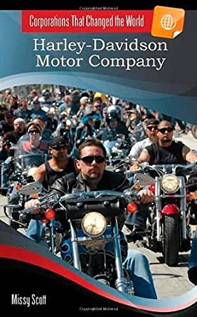 harley davidson motor company corporations that changed
