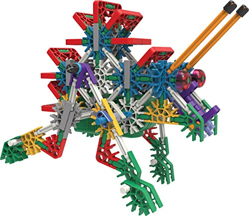 51mzRBQOMbL - K'NEX Imagine – Power and Play Motorized Building Set – 529 Pieces – Ages 7 and Up – Construction Educational Toy