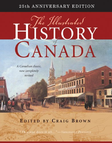 illustrated history of canada - 1