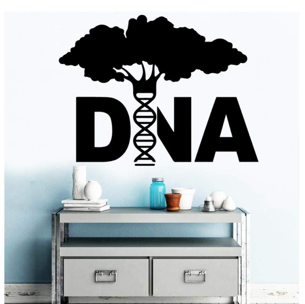 Divertido ADN Vinilo Etiqueta de la pared Decoración de la casa ...