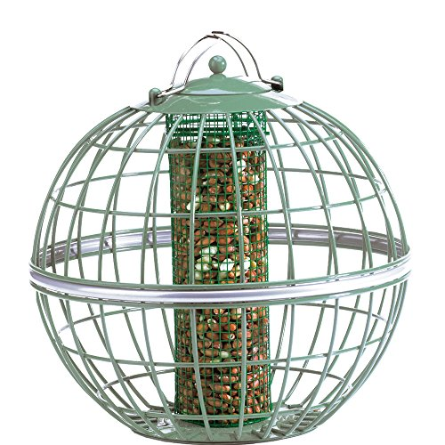 (The Nuttery NT070 Globe Peanut/Sunflower Seed Feeder)