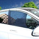 4pcs Car Side Rear Window Sun Shade, Adjustable