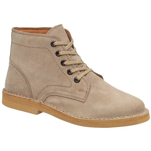 Amblers Desert Boot Taupe / Mens Boots (11 US) (TAUPE)