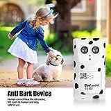 Vingtank Humanely Ultrasonic Anti Bark Device Stop Barking Machine Control Dog Barking Wall-Mounted for Home Use