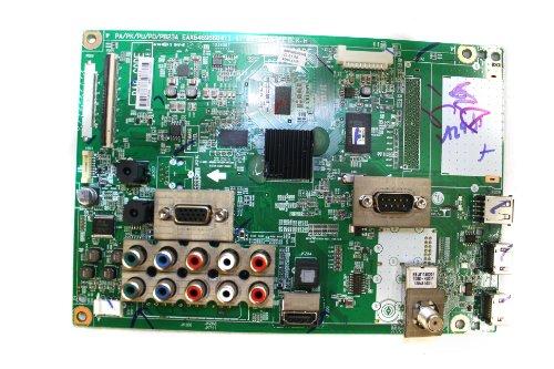 LG Television Mainboard, TV Model 60PA6500-UG Part No. EBT61855005