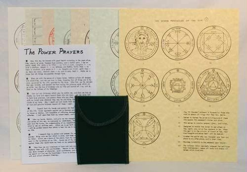 Seal of Solomon Pentacles Set ()
