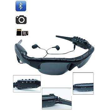 JAY-LONG Gafas De Sol Polarizadas con Bluetooth para ...