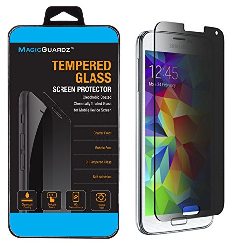 MagicGuardz Samsung Anti Spy Tempered Protector product image