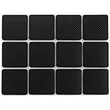 Shintop Self Stick Rubber Anti Skid Pad 48 Piece Value Pack Furniture And  Floor