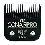 Conair PGRRB4FP Steel Clipper Replacement Blade, 9mm