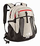 The North Face Recon Hiking Backpack (Ether Grey/Fiery Red)