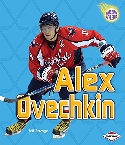 Alex Ovechkin (Amazing Athletes) (Most Popular Soccer Players In The World)