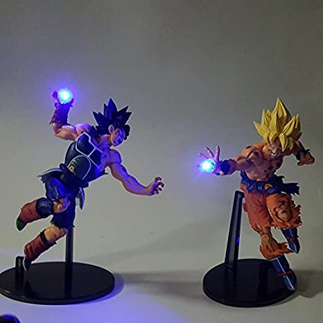 Amazon.com: cifras de Acción Dragon Ball Z Son Goku Burdock ...