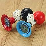 QIELIZI 2 Pack Kids Bike Horn Bell,Bicycle Metal