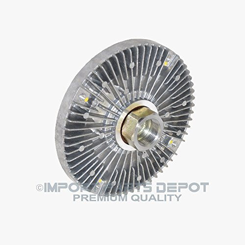 Engine Cooling Fan Clutch for Audi A4 A4 Quattro A6 A6 Quattro S4 Premium Quality 078121350A New (Audi A4 Quattro Cooling)