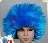 Toddler Size, Thing 1 Thing 2 Dr. Seuss Suess Cat in the Hat STRAIGHT Wig