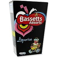 Bassett's Liquorice Allsorts 460g