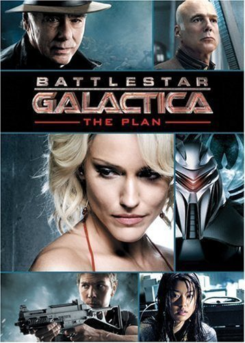 Battlestar Galactica: The Plan by Universal Studios