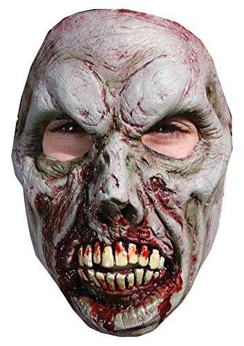 Spaulding Clown Captain Costume (Bruce Spaulding Fuller Rotted Zombie 7 Horror Latex Adult Halloween Costume)