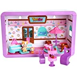TWOZIES ID57010 Two Playful Cafe Playset S1