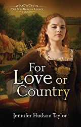 For Love or Country: The MacGregor Legacy - Book 2