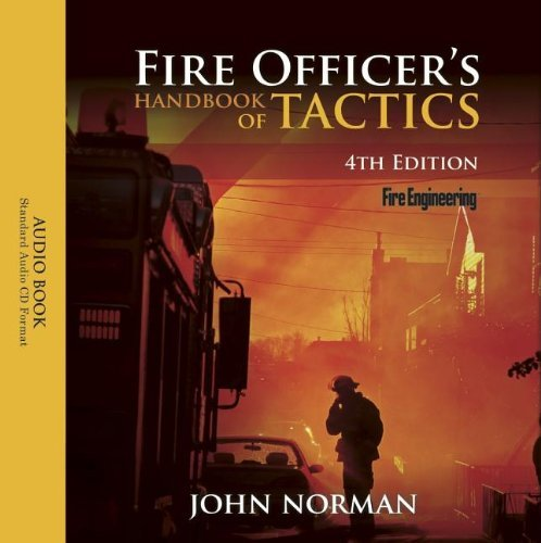 By John Norman Fire Officer's Handbook of Tactics (4th Fourth Edition) [Audio CD]
