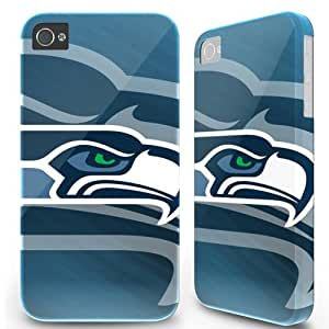 "5.5"" iPhone 6 PLUS Hard Cover Case - Seattle Seahawks Magnify"
