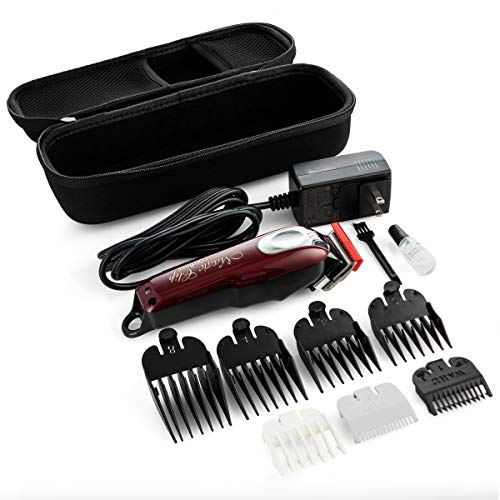 2936af21b70b Caseling Hard Case fits Wahl Professional 5-Star Cordless Magic Clip #8148  Great for Barbers and Stylists