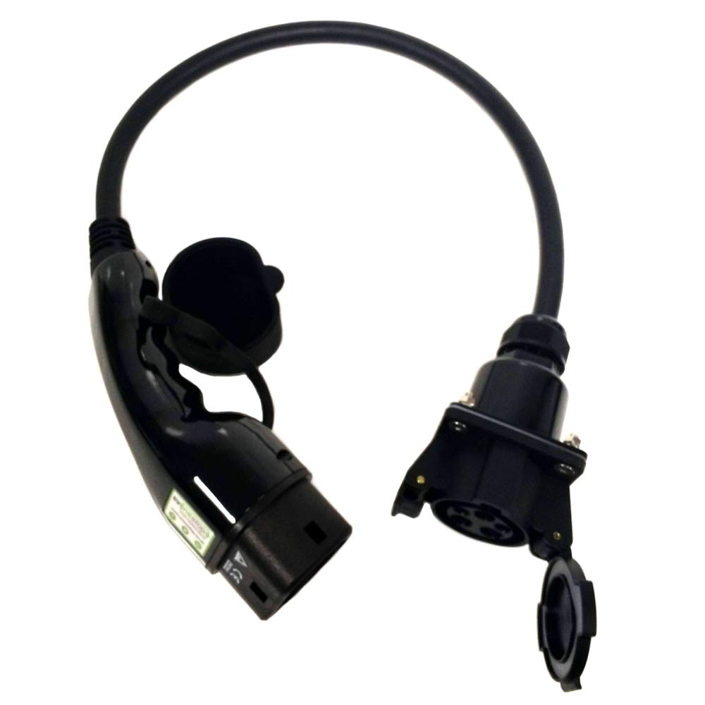 Electric vehicle Multi Swap your charger from Type 1 adaptor Type 2 32 Amp