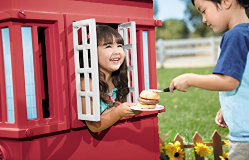 Little Tikes Cape Cottage, Red by Little Tikes (Image #3)
