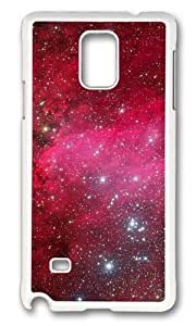 Adorable Flashing Star 2 Hard Case Protective Shell Cell Phone For Case Samsung Note 3 Cover - PC White