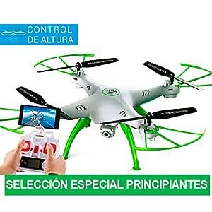 Drone Syma X5HW | Evolución SYMA X5C | FPV a Smartphone | Control ...