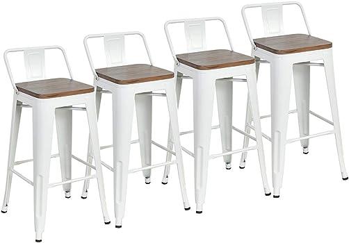 Cheap DeKea 30 Inch Low Back Bar Stools outdoor bar stool for sale