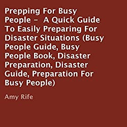Prepping for Busy People