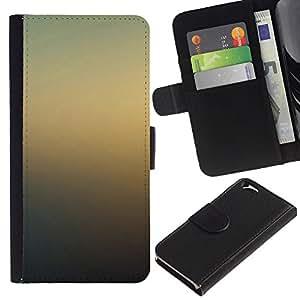 Billetera de Cuero Caso Titular de la tarjeta Carcasa Funda para Apple Iphone 6 4.7 / Simple Pattern 15 / STRONG