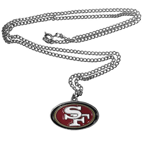 San Francisco 49ers necklace - 49ers Dog Tag