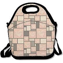 Starorland Je Taime Handwritten Lunch Bag Custom Gorgeous For Women