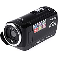 Amkov AMK-DV162 HD 720P Digital Camera 16MP Video 2.7 Inches TFT LCD Screen 16X Zoom DV Video Camera