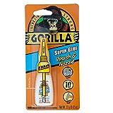 Best Super Glues - Gorilla 7501201 Super Glue Brush & Nozzle, 12g Review