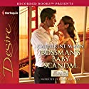 Bossman's Baby Scandal Audiobook by Catherine Mann Narrated by Harry Berkeley