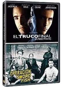 Pack: El Truco Final + Operación Swordfish [DVD]