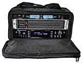 Rockville 5U Rack Bag Double-Sided Case with