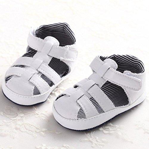 Saingace Baby Säuglingskind-Mädchen-Jungen-weiche alleinige Krippe-Kleinkind-Neugeborene Sandelholz-Schuh-Turnschuh