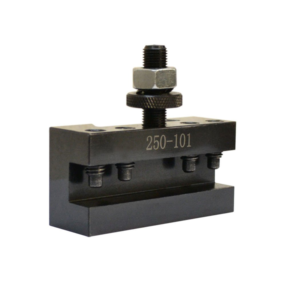 "4PCS Lathe Facing Holder For 6-12/"" AXA Quick Change CNC Turning Tool 250-101"