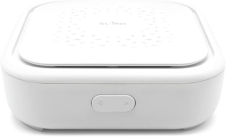 GL.iNet GL-B1300 (Convexa-B) Home AC Gigabit VPN Router, 400Mbps(2.4G)+867Mbps(5G) High Speed, DDR3L 256MB RAM/32MB Flash ROM, OpenWrt Pre-Installed, Wi-Fi Networking, Power Adapter Included
