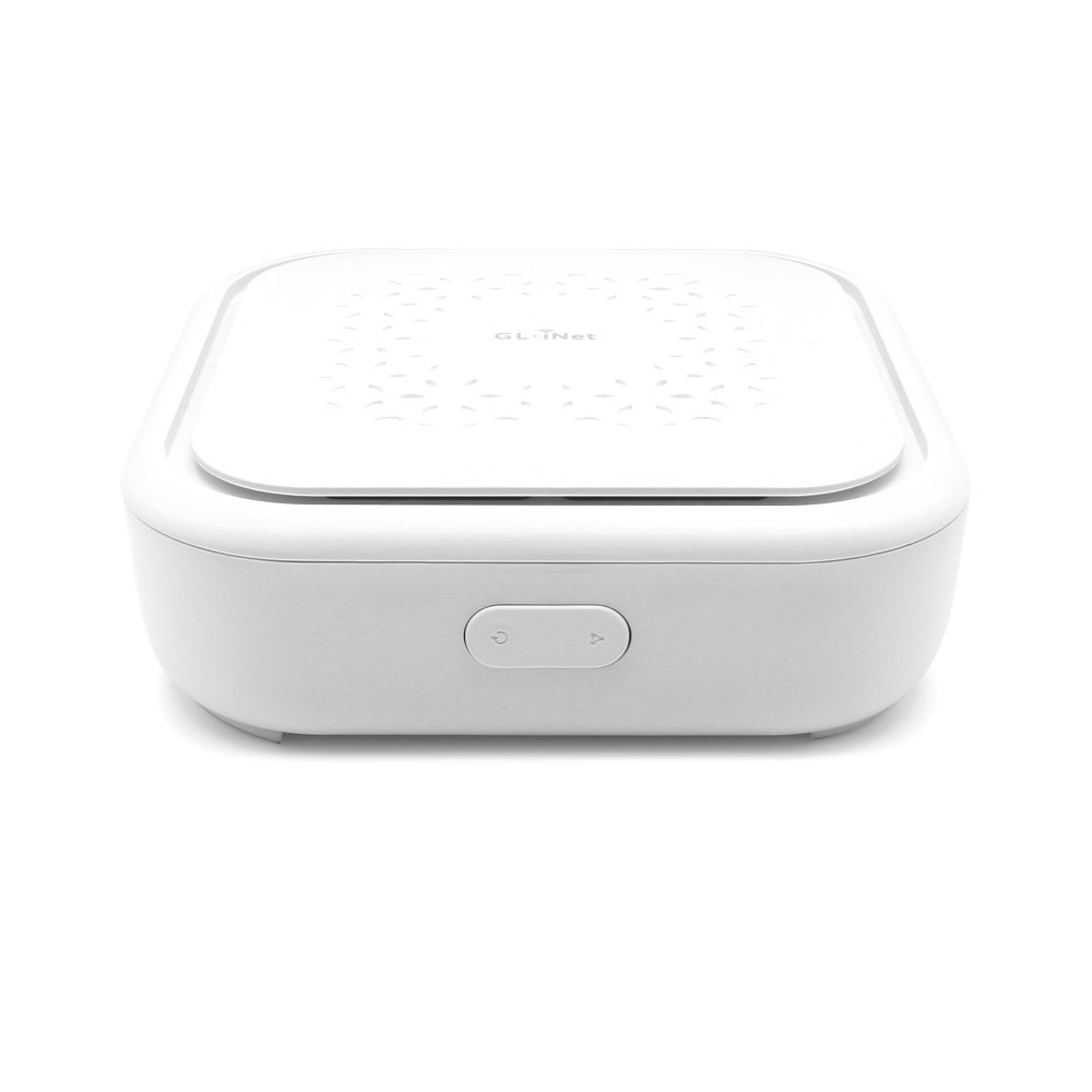 OpenWrt Pre-Installed 5G +867Mbps 2.4G Wi-Fi Mesh Networking 400Mbps DDR3L 256MB RAM//32MB Flash Rom High Speed GL.iNet GL-B1300 Home AC Gigabit Router