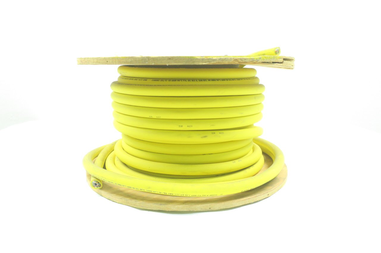 TPC WIRE 88522 SUPER-TREX 80FT 16AWG/22 CABLE 600V-AC D598073 ...